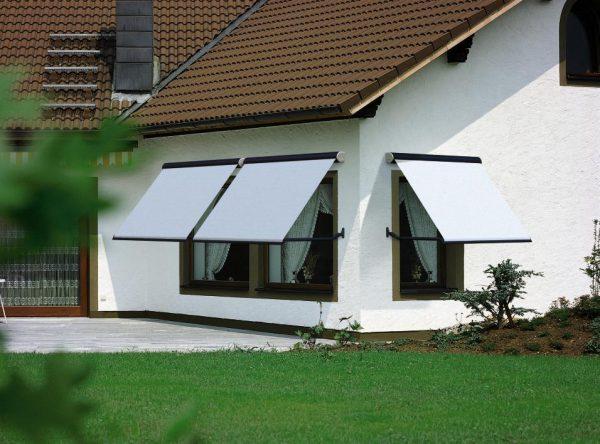 Bilde av Ringfoss fasade- og vindusmarkiser